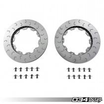 Replacement Rear Rotor Ring Set, Gen 1 & 1.5 Audi R8 4.2 V8 & 5.2 V10 034-304-2005