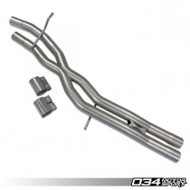 Res-X Resonator Delete and X-Pipe, B9 S4 3.0T 034-105-7051