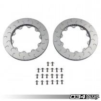 Rotor Ring Set, 350mm, Rear MQB VW & Audi 034-304-1009