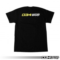 034Motorsport Logo T-Shirt Back | 034-A01-1003