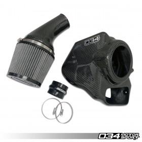X34 Carbon Fiber Cold Air Intake, B9 Audi S4/S5 3.0 TFSI