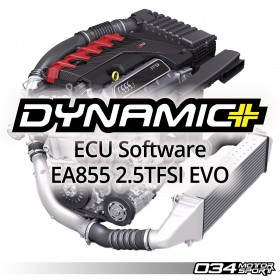 034Motorsport 2.5TFSI EVO Performance Software, 8V/8S Audi RS3/TTRS