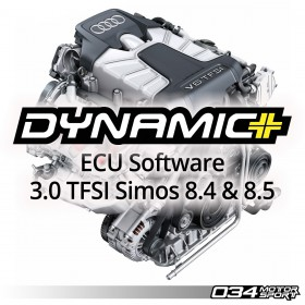 034Motorsport B8/B8.5 Audi S4/S5 & Q5/SQ5 3.0 TFSI Performance Software