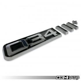 034Motorsport Dynamic+ Badge