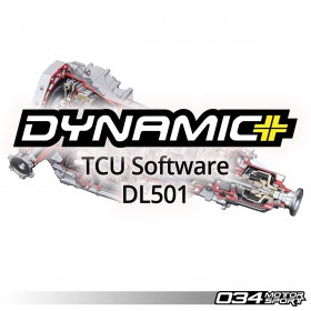 DYNAMIC+ DSG SOFTWARE UPGRADE FOR AUDI B8/B8.5 S4/S5 DL501 TRANSMISSION