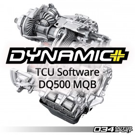 Dynamic+ DSG Software Upgrade for Audi 8V.5 RS3 and 8S TTRS DQ500 Transmission