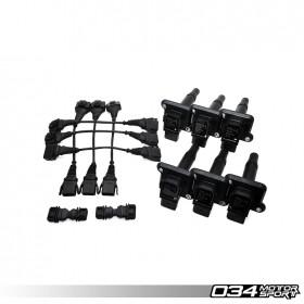 Coil Conversion & ICM Delete Kit, 2.7T to C5 Audi RS6 4-Wire Coils
