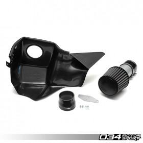 034Motorsport X34 Carbon Fiber Cold Air Intake (CAI) for B5 Audi S4/RS4 2.7T