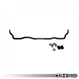 034Motorsport Solid Rear Sway Bar, B4/B5 Audi S2/RS2 & A4/S4/RS4 Quattro, Adjustable