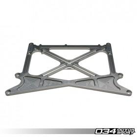 034Motorsport X-Brace Billet Aluminum Chassis Reinforcement, B8/B8.5 Audi A4/S4/RS4, A5/S5/RS5, Q5/SQ5