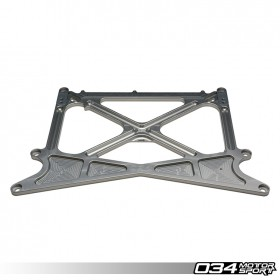 034Motorsport X-Brace Billet Aluminum Chassis Reinforcement, B8/B8.5 Audi A4/S4/RS4, A5/S5/RS5, Q5/SQ5, Allroad