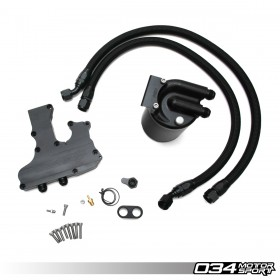 Catch Can Kit, B8/B8.5 Audi A4/A5/Q5 2.0 TFSI