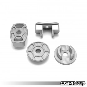 Billet Aluminum Rear Subframe Mount Insert Kit, B9 Audi A4/S4/A5/S5/RS5 & Allroad