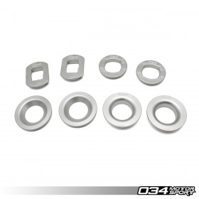Billet Aluminum Rear Subframe Mount Insert Kit, E9X BMW