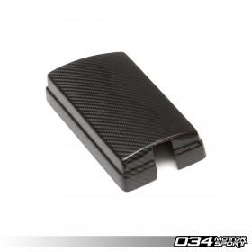 Carbon Fiber Fuse Box Cover, MkVII Volkswagen GTI & Golf R, 8V & 8V.5 Audi A3/S3/RS3 & MkIII Audi TT/TTS/TTRS
