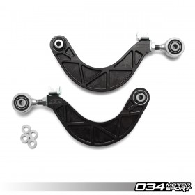 Control Arm Pair, Density Line, Rear Upper Adjustable, 8J/8P/8V/8V.5 Audi A3/S3/RS3/TT/TTS/TTRS & MkV/MkVI/MkVII Volkswagen Golf/Jetta/GTI/GLI