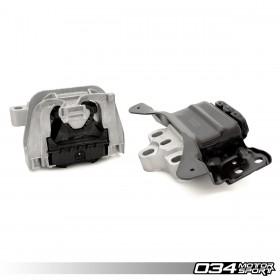 Motor Mount Pair, Density Line, 8V/8S Audi A3/S3 & TT/TTS, MkVII Volkswagen Golf/GTI/R