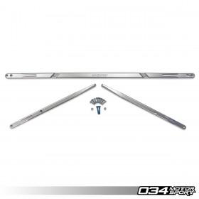 034Motorsport Front Strut Brace, B9/B9.5 Q5/SQ5, Billet Aluminum