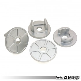 Billet Aluminum Rear Subframe Mount Insert Kit, B8/B8.5 Audi S4/RS4, S5/RS5, Allroad, Q5/SQ5