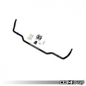034Motorsport Solid Rear Sway Bar, MkV/MkVI Volkswagen Golf/GTI/Jetta/GLI/Rabbit & 8J/8P Audi TT/A3 FWD, Adjustable