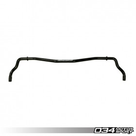 034Motorsport Solid Rear Sway Bar, B6/B7 Audi A4/S4/RS4 Quattro & FWD, Adjustable