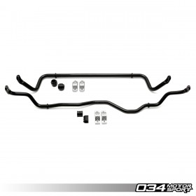 034Motorsport Dynamic+ Sway Bar Kit, B9 Audi A4/S4, A5/S5/RS5, Allroad