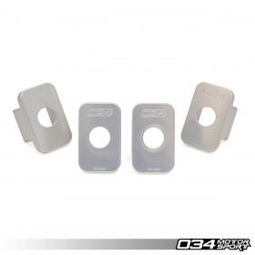 Rear Subframe Mount Insert Kit, 8J/8P Audi TT/TTS/TTRS & A3/S3/RS3 Quattro, MkV/MkVI Volkswagen R32 & Golf R
