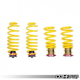 KW Height Adjustable Lowering Spring Kit, B8 Audi A4/S4, A5/S5/RS5 & C7 Audi A6/A7, H.A.S. Coilovers