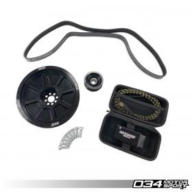 Dual Pulley Performance Pack, 190mm, Audi B8 S4/S5/Q5/SQ5, C7 A6/A7, D4 A8 3.0 TFSI