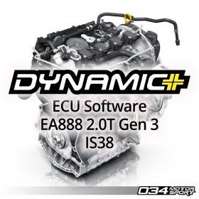 034Motorsport 2.0T Gen 3 (IS38) Performance Software, 8V/8S Audi S3/TTS & MkVII Volkswagen Golf R