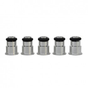 Injector Adapter Hat, RS4 and Others, Short to Tall - Set of 5