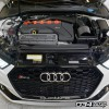 X34 Carbon Fiber Open-Top Cold Air Intake System Audi TT RS & RS3 2.5 TFSI EVO