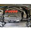 X34 Carbon Fiber Open-Top Intake Bundle Audi TT RS & RS3 2.5 TFSI EVO