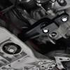 034Motorsport Billet Dogbone Mount, MkV/MkVI Volkswagen Golf/Jetta/GTI/GLI/Rabbit & 8J/8P Audi TT/A3/S3 2.0T FSI, 2.0 TSI, TDI, 2.5L, 3.2L VR6 24V