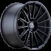 HRE FlowForm FF15 Wheels | Tarmac | Audi/Volkswagen 5x112 Bolt Pattern with 57.1mm Center Bore