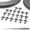 Rotor Ring Set, 370mm, Front Audi 8V.5 RS3 034-304-1001