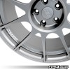 ZTF-01 Forged Wheel, 19x9.3 ET35, 66.6MM Bore, Audi B8/B9 A4/S4 034-604-0004