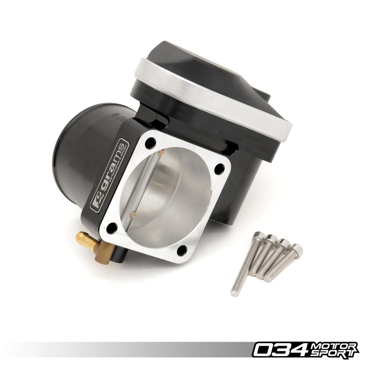 throttle body drive wire 70mm grams performance audi 8t tt transverse golf jetta 034motorsport parts beetle volkswagen gti grm g09