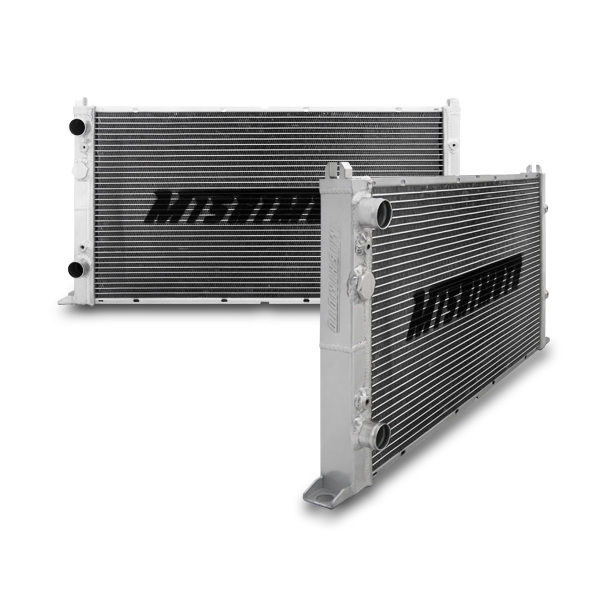 radiator  high output  aluminum  mkiii volkswagen golf gti
