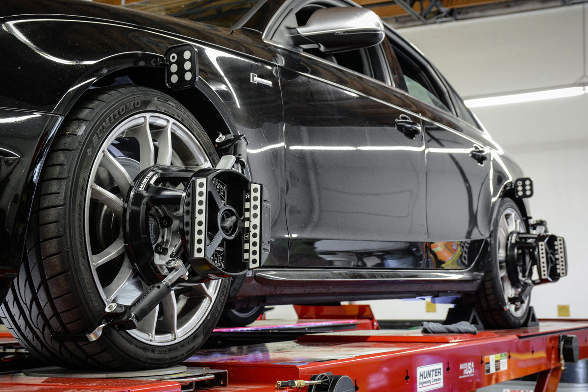 Audi Volkswagen Performance All Wheel Alignments In Fremont Ca