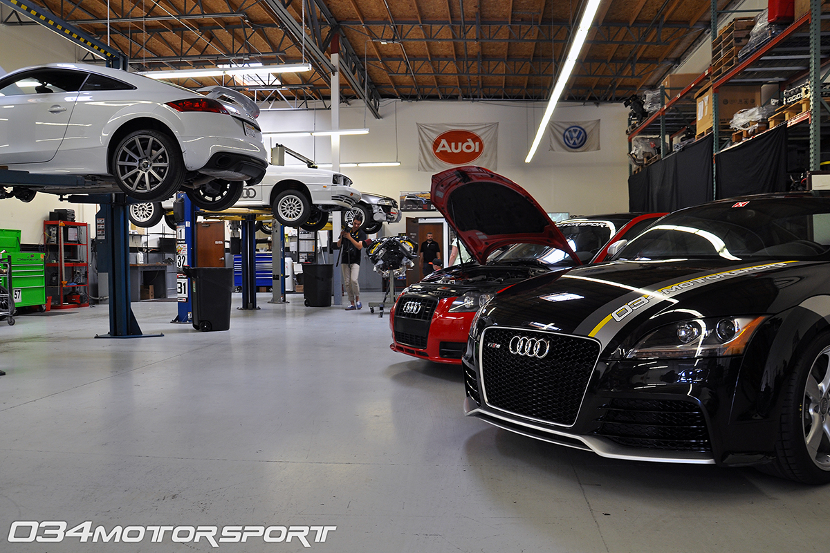 Bay Area Audi Volkswagen Performance Service Maintenance - Audi san francisco service