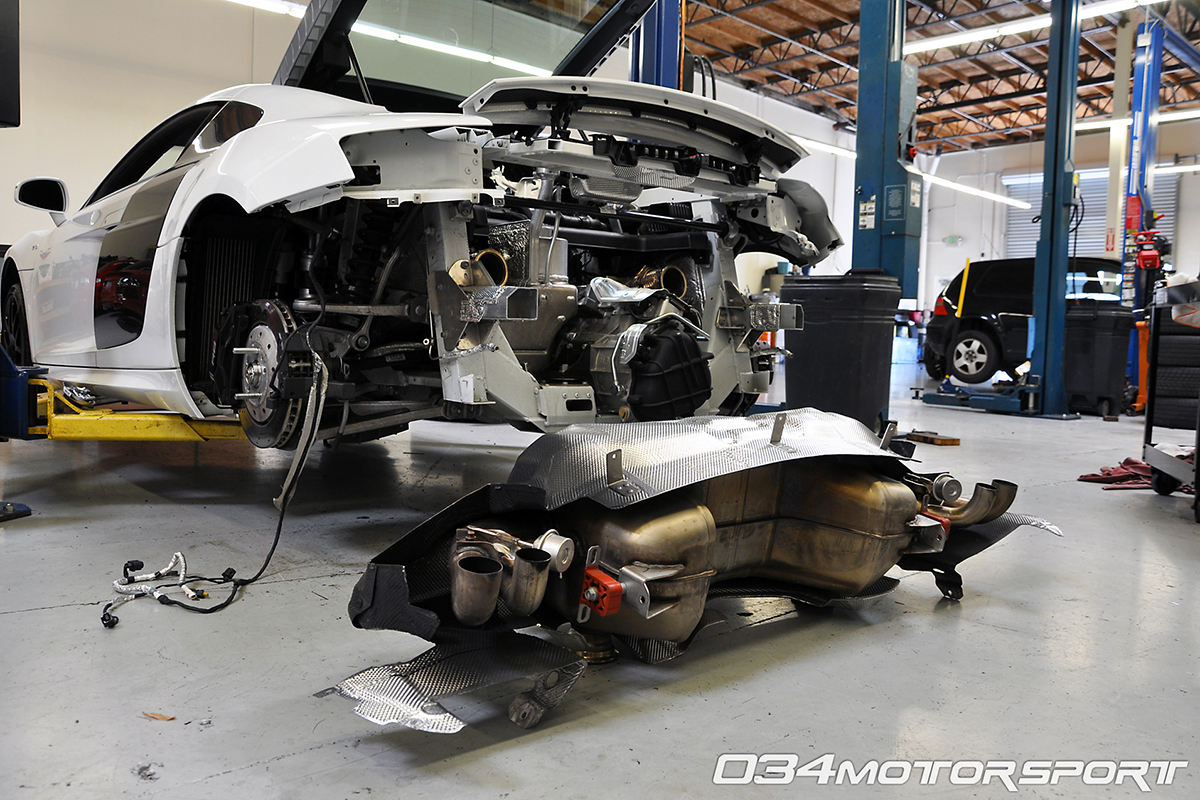 audi a5 2.0 tfsi timing chain replacement