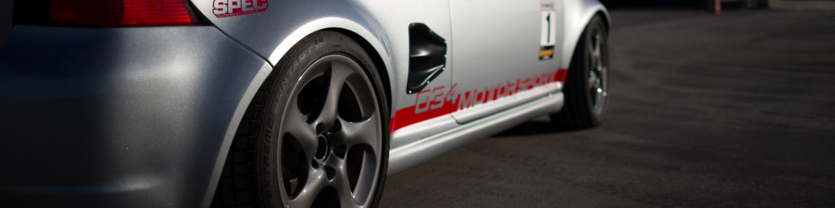 034Motorsport GTI-RS Development Vehicle - 034Motorsport