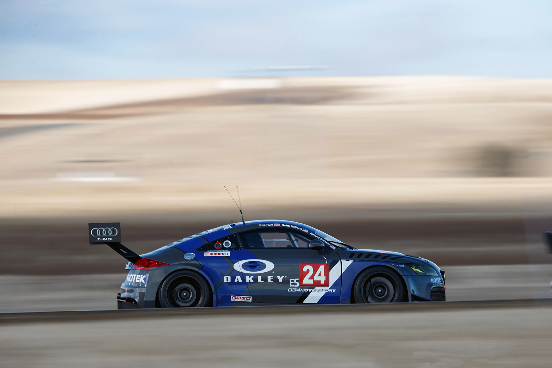 034Motorsport TTRS VLN Wins NASA 25 Hour of Thunderhill
